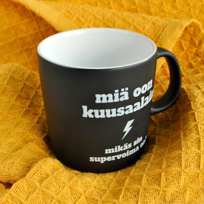 Kultamurunen kahvikupit