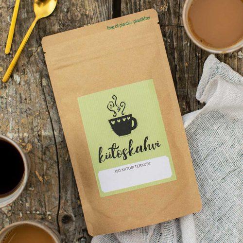 kultamurunen iso kiitos kahvi